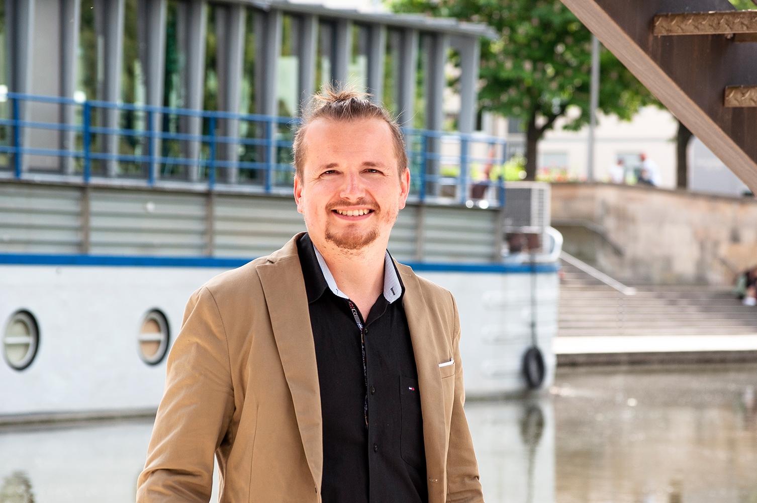 Florian Ritter bei Scholz GmbH, Personaldienstleister Heilbronn