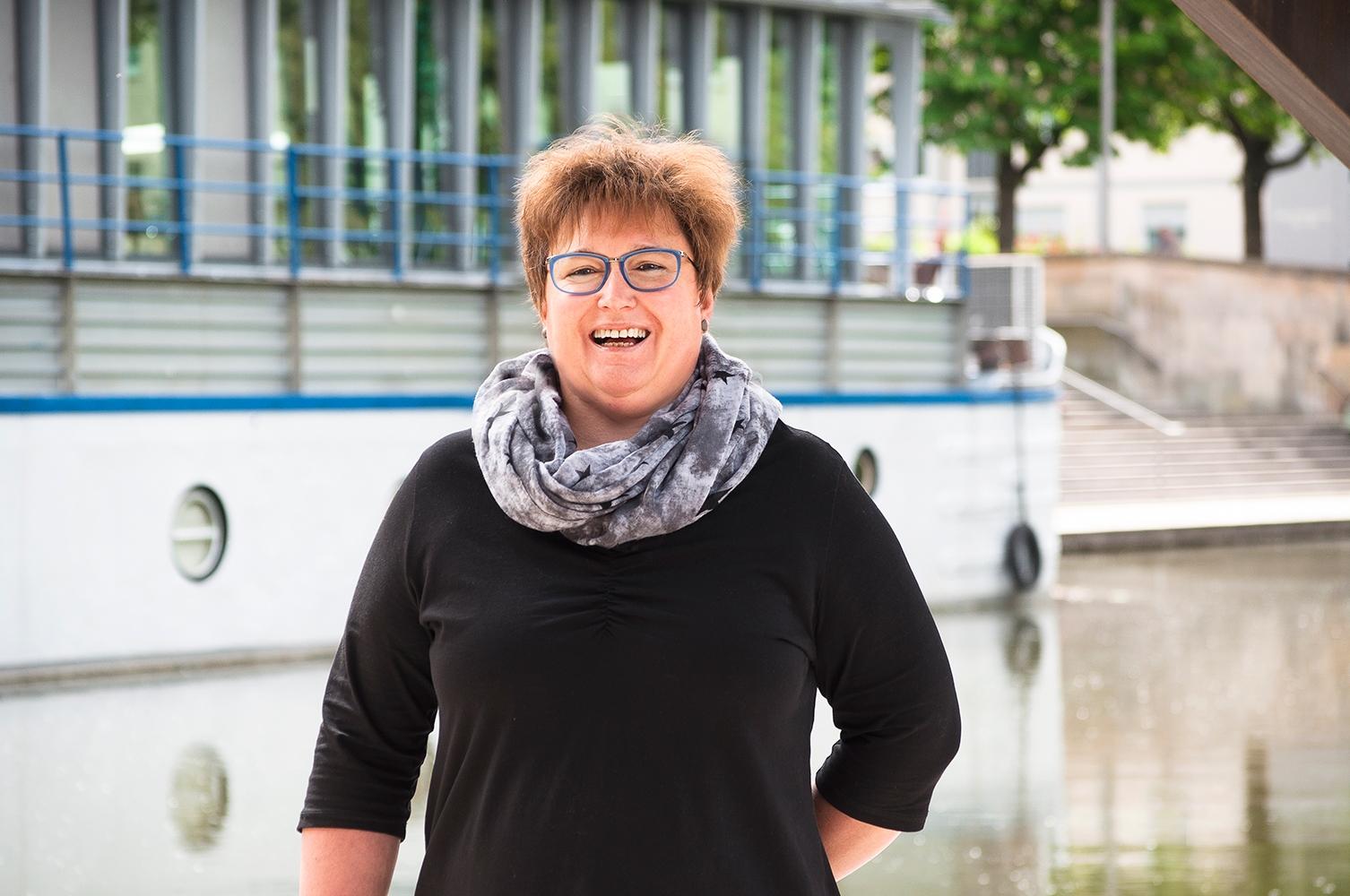 Melanie Wolf bei Scholz GmbH, Personaldienstleister Heilbronn