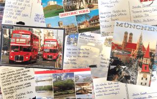 Sommerevent Postkarten