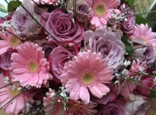 Blumenstrauß © Scholz GmbH